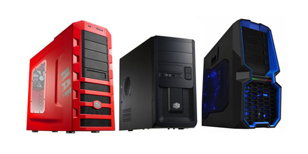 Built To Order Desktop Computer