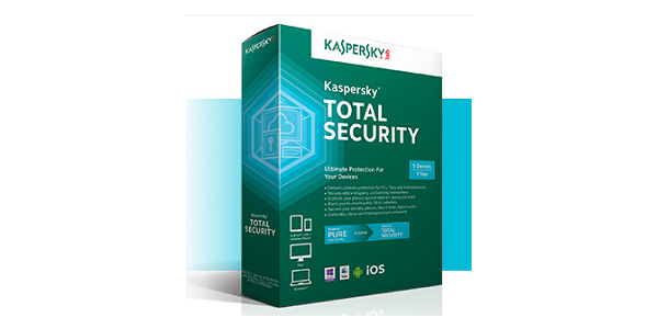 Kaspersky – The best protection
