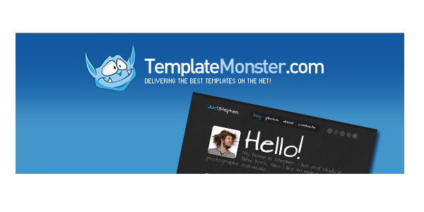 Website Templates from Template Monster