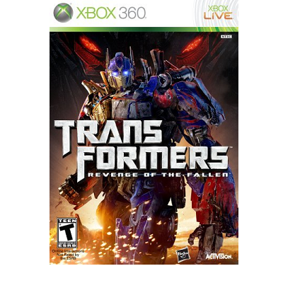Transformers The Game Xbox 360 Xbox 360 – Poor Video Game